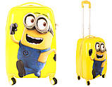 Детская дорожный чемодан MINION  55х36х27 см, фото 4