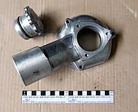 Горловина маслозаливная Д-144 с крышкой (алюминиевая) Д37М-1401271В