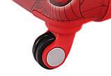 Детская дорожный чемодан SPIDERMAN  55х36х27 см, фото 5