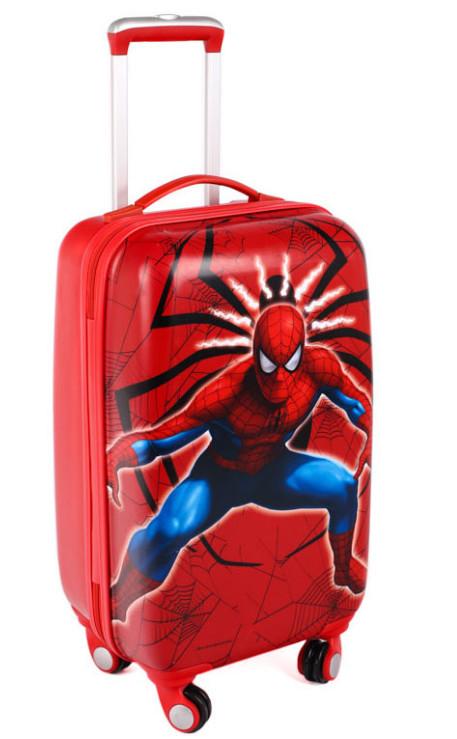 Детская дорожный чемодан SPIDERMAN  55х36х27 см
