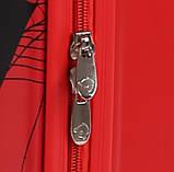 Детская дорожный чемодан SPIDERMAN  55х36х27 см, фото 8