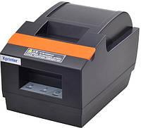 Чековый принтер Xprinter XP-Q90EC USB авто обрез чека 58мм, фото 1