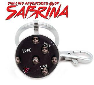 БрелокЛеденящие душу приключения Сабрины/Chilling Adventures of Sabrina с Амброзом