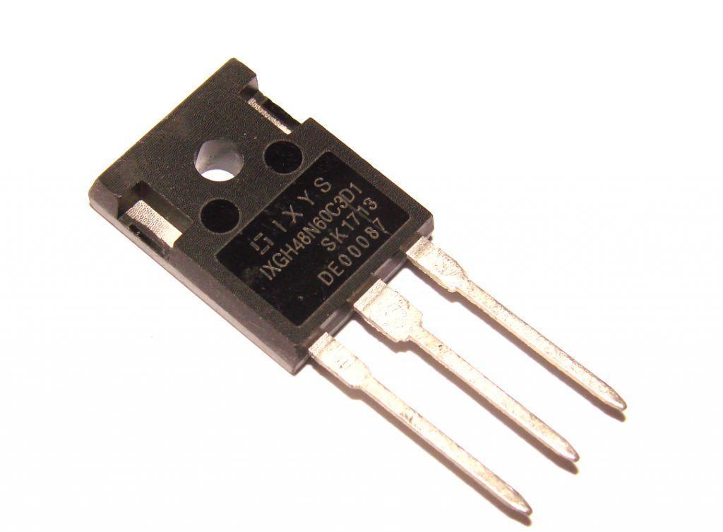 Транзистор IXGH48N60C3D1 TO-247, К247
