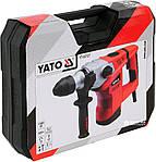 Перфоратор YATO YT-82127, фото 5
