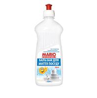 ➤ Рідкий засіб для миття посуду ➤ Засіб для миття посуду Бальзам Mario Море 500 мл  4823317135427