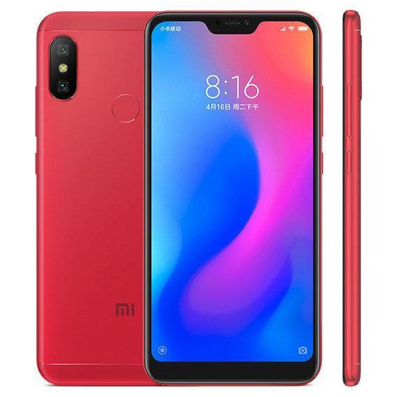 Смартфон Xiaomi Mi A2 Lite 3/32GB Red