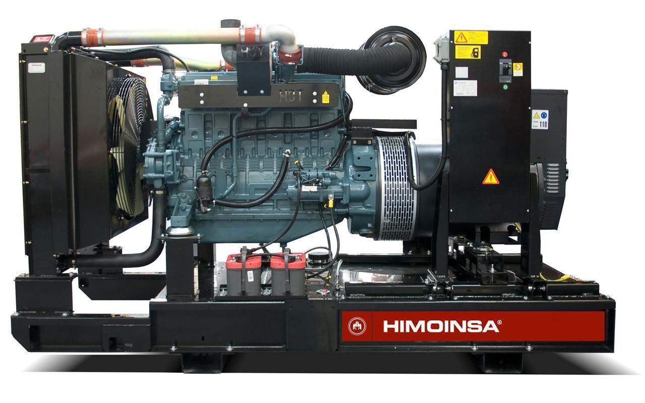 Дизельный генератор HIMOINSA HDW-400 T5 (320 кВт)