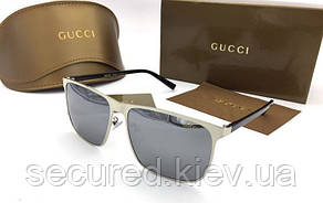 Солнцезащитные очки  Gucci (0821) mirror