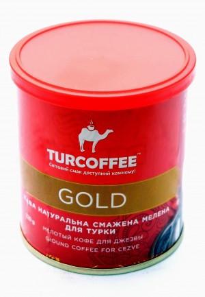 Кофе молотый Turcoffee Gold 100 г (10006871)