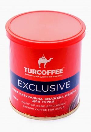 Кофе молотый Turcoffee Exclusive 100 г (10006873)