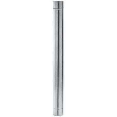 Труба водосточная оцинкованая Ø 100 мм