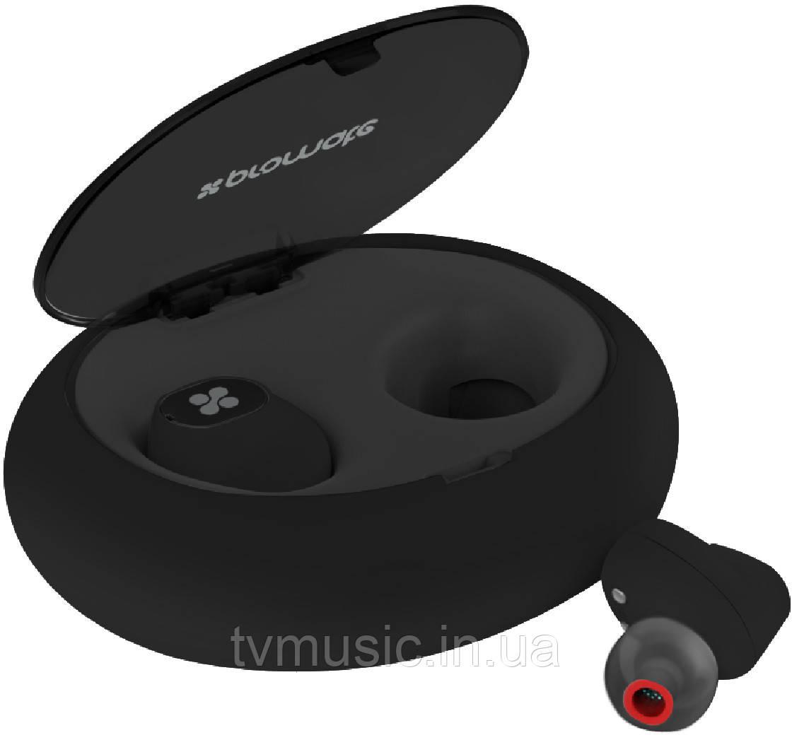 Беспроводные наушники Promate TrueBlue Black