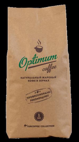 Кофе зерновой Turcoffee Optimum 1 кг (10006882)