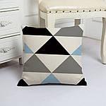 Наволочка декоративная Треугольники 45 х 45 см Berni