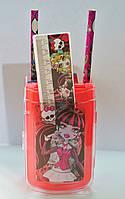 Органайзер-пенал Monster High (7 предметов)