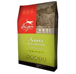 ORIJEN SENIOR Повноцінний і збалансований корм для літніх собак всіх порід 2кг