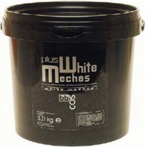 BBCOS WHITE MESHES Осветляющая пудра в пакете 500 мл