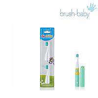 Насадки для детской электрической зубной щетки Brush-Baby Go-Kidz, 2 шт