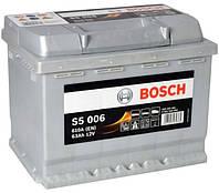 Аккумулятор BOSCH 0 092 S50 060 63Ah 610A (EN) L+