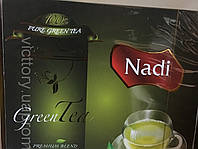 Вьетнамский зеленый чай NADI в пакетах 200гр