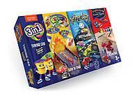 Набор креативного творчества Danko Toys TUC-01DT 3 in 1 TUNING CAR, КОД: 302905