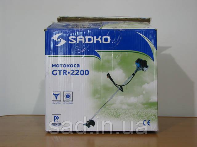 Мотокоса SADKO GTR-2200