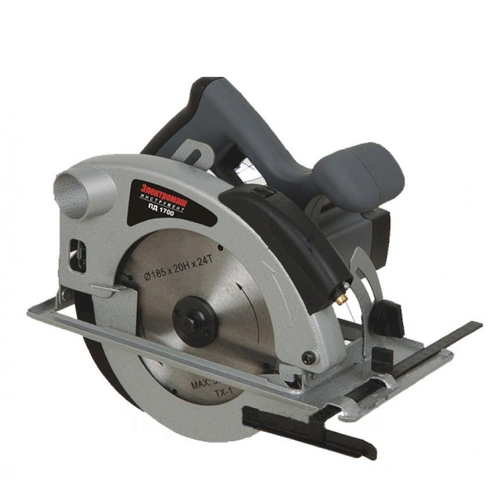 Пила дисковая Электромаш ПД-1700 (ЭЛПД-1700)