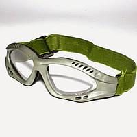Очки защитные V5 ОЛИВА