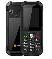 Защищенный кнопочный телефон Agm A3 - IP68, 2,4 дюйма, 1970 мАч