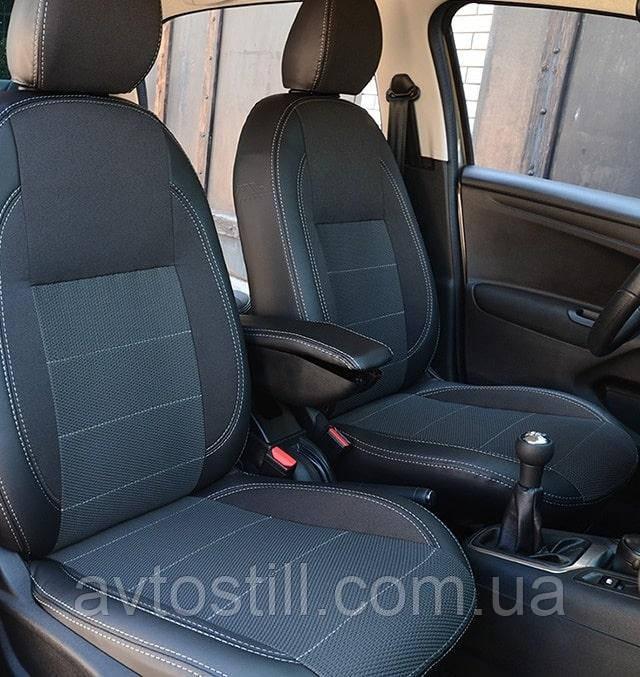 Чохли на сидіння Citroen C-Elysee 2013-2019