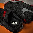 Кроссовки женские Nike Zoom Pegasus, черные (16002) размеры в наличии ► [  36 37 38 39  ], фото 4
