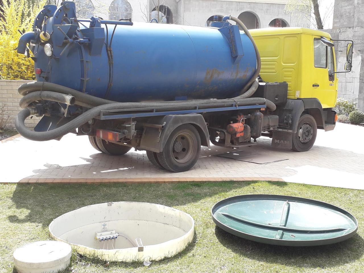 Выкачка ям Киев,Илосос Киев,Прочистка труб канализации