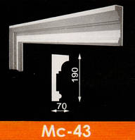 Молдинг Мс-43