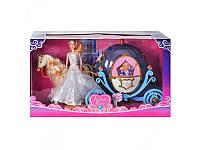 Детский игровой набор 28911 B  Карета сказочной принцессы