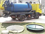 Выкачка выгребных ям,туалетов Осокорки, фото 4