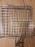 Решетка-гриль объемная н/ж 300*300*50, фото 4
