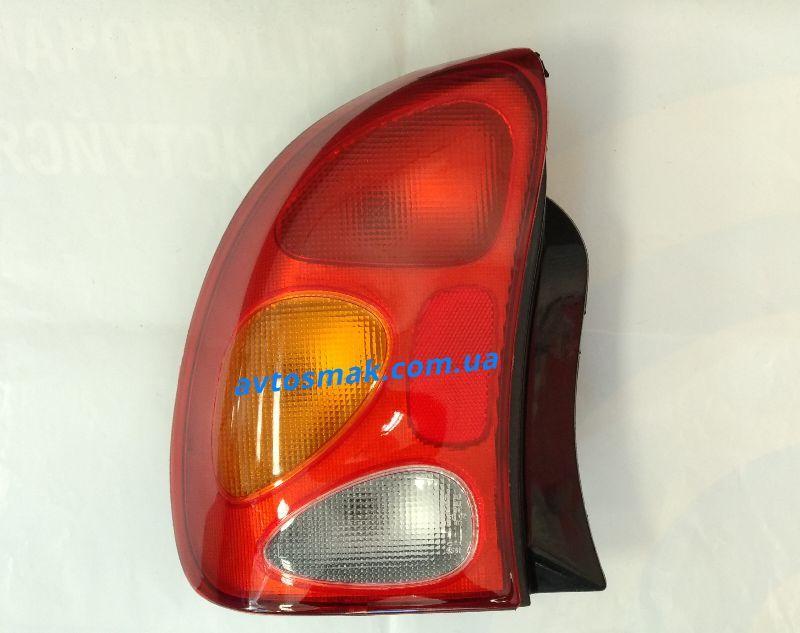 Фонарь задний для Daewoo Lanos T150 седан '98- левый (DEPO)
