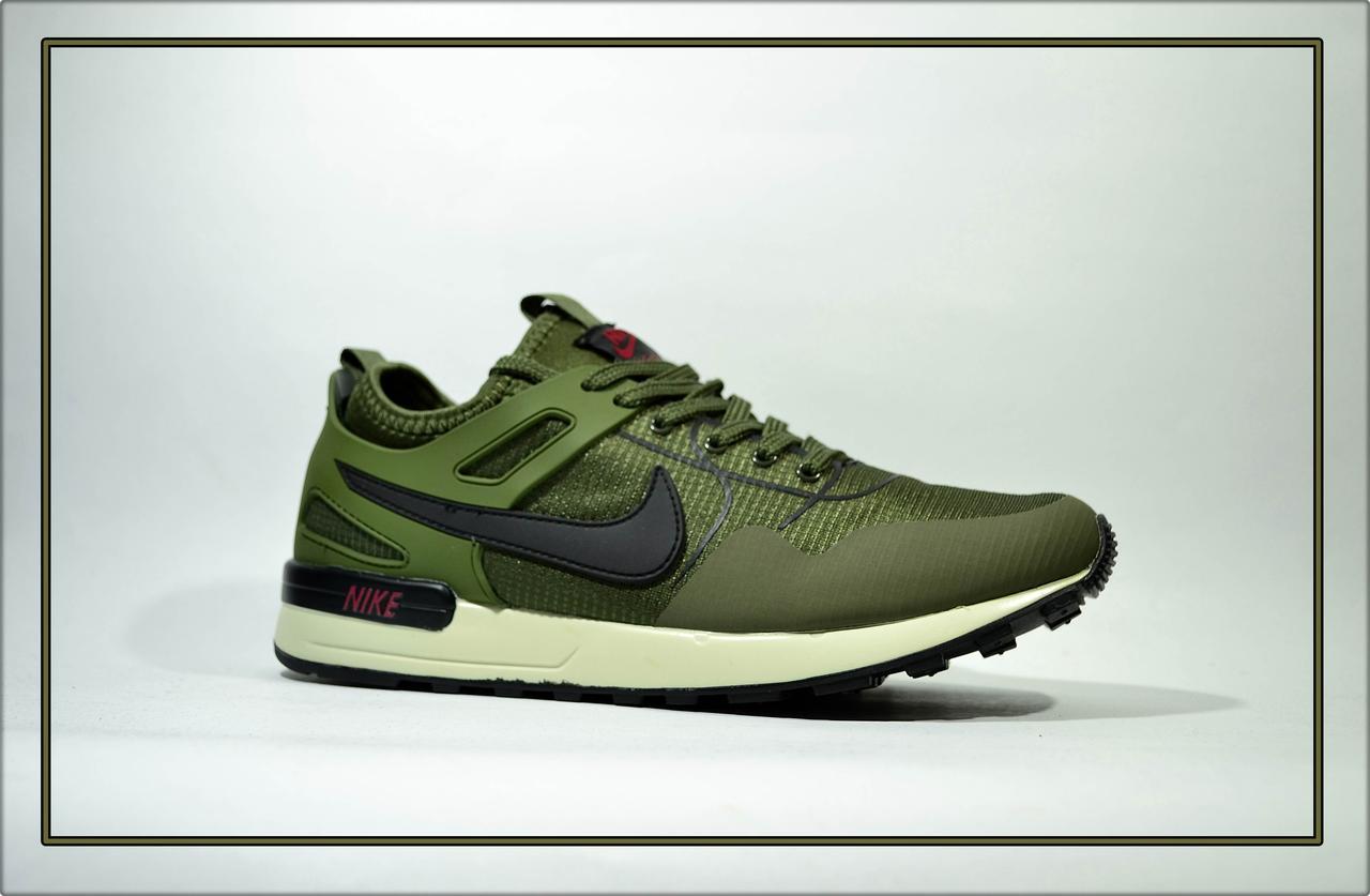 3464b5bc Мужские кроссовки Nike Air Max Хаки, Повседневная обувь: продажа ...