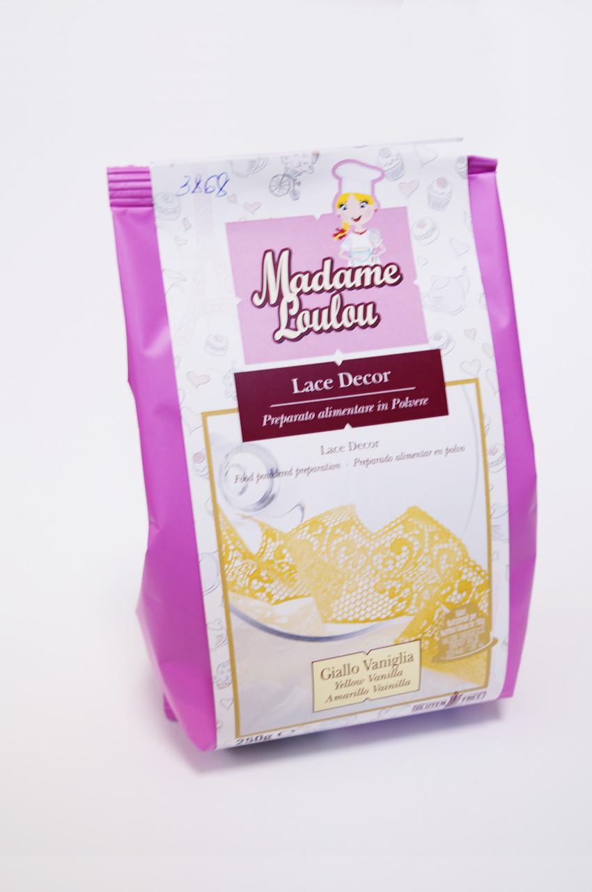Смесь для гибкого айсинга жёлтое золото MADAME JOULOU (03868)