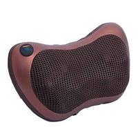 Массажная подушка для дома и машины массажёр Massage pillow 8028