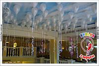 Шарики гелиевые под потолок