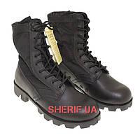 Берцы US  Jungle Panama Tropical Boots Black MIL-TEC  12826002