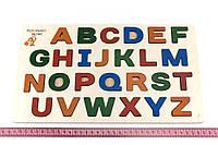 Рамка-вкладиш «Азбука» англійський алфавіт, Розумний Лис, фото 1
