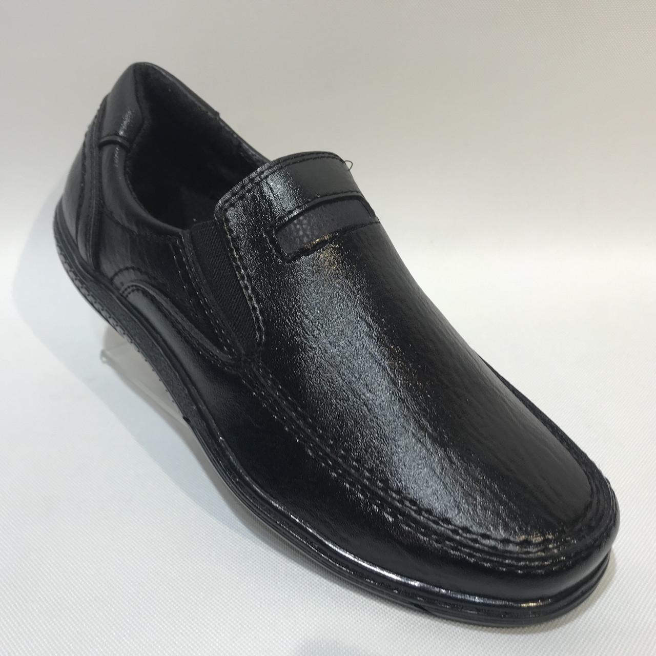 Мужские туфли прошитые искусственная кожа Р. 42,44