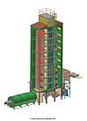 Cушилка зерна шахтная NDT от немецкого производителя, фото 4