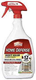 Максимальна захист від Мурах, Кліщів, Бліх, Павуків. Для будинку й саду 12 місяців. Home Defence Max 12