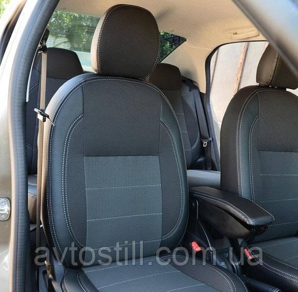 Чохли на сидіння Citroen C4 Cactus 2014-2019