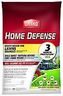Средство от клещей, муравьев, блох, сороконожек, пауков и т.д. Ortho Home Defense (4.54 kg) USA Репеллент