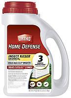 Защита дома, газона, сада от насекомых, от муравьев, от клещей, от блох, Ortho Home Defense Max Insect Kill